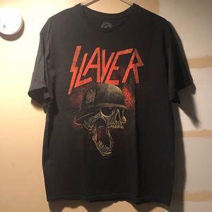 SLAYER Metal Band T-Shirt - Men's Large